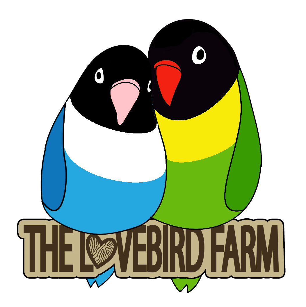 The Lovebird Farm Logo